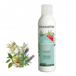 Pranarôm Spray assainissant Aromaforce Bio 150 ml