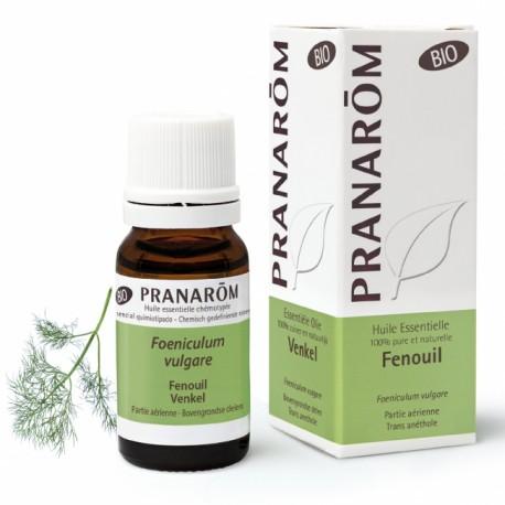 Pranarôm Huile essentielle Bio Fenouil 10 ml