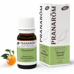 Pranarôm Huile Essentielle Bio Orange douce 10 ml