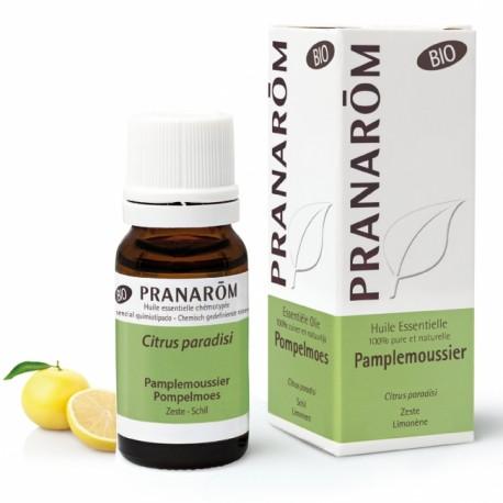 Pranarôm Huile Essentielle Bio Pamplemoussier 10 ml
