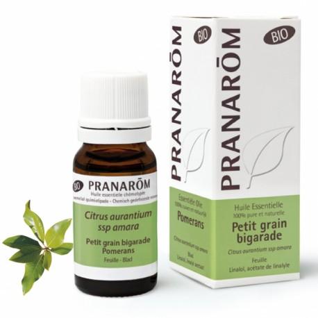 Pranarôm Huile Essentielle Bio Petit grain bigarade 10 ml