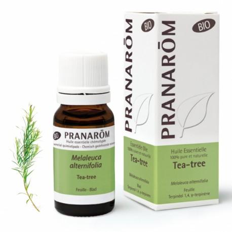 Pranarôm Huile Essentielle Bio Tea-Tree 10 ml