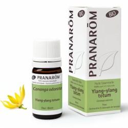 Pranarôm Huile Essentielle Bio Ylang-Ylang Totum 5 ml