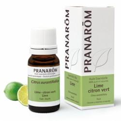 Pranarôm Huile Essentielle Lime Citron Vert 10 ml