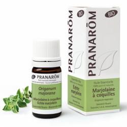 Pranarôm Huile Essentielle Bio Marjolaine à Coquilles 5 ml