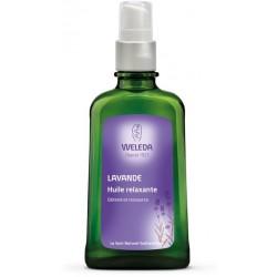 Weleda Lavande huile relaxante 100ml
