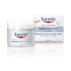 Eucerin AQUAporin Active Crème hydratante peau normale à mixte 50 ml