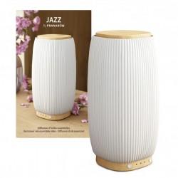 Pranarôm Jazz diffuseur ultrasonique céramique et bambou