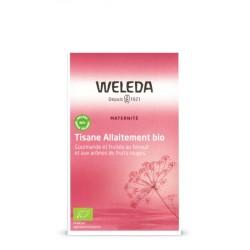 Weleda Tisane Allaitement Fruits rouges 20 sachets de 2g
