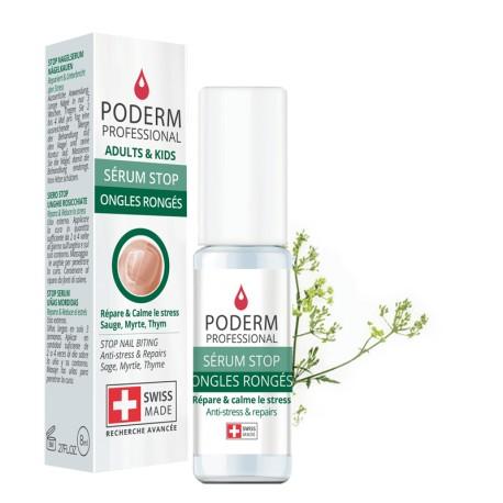 Poderm Professional Sérum stop ongles rongés 8 ml