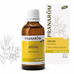 Pranarôm Huile Végétale Bio Argan 50 ml