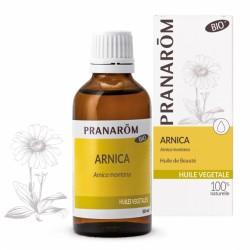 Pranarôm Huile végétale Bio Arnica 50ml