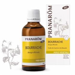Pranarôm Huile Végétale Bio Bourrache 50 ml