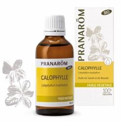 Pranarôm Huile Végétale Bio Calophylle 50 ml