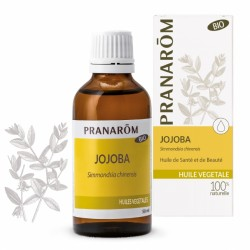 Pranarôm Huile Végétale Bio Jojoba 50 ml