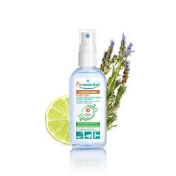 Puressentiel Assainissant Lotion spray hydroalcoolique 80 ml