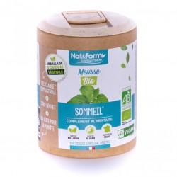 Nat&Form Ecoresponsable Mélisse Bio 200 gélules
