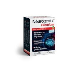 3C Pharma Neurogenius Premium 60 comprimés
