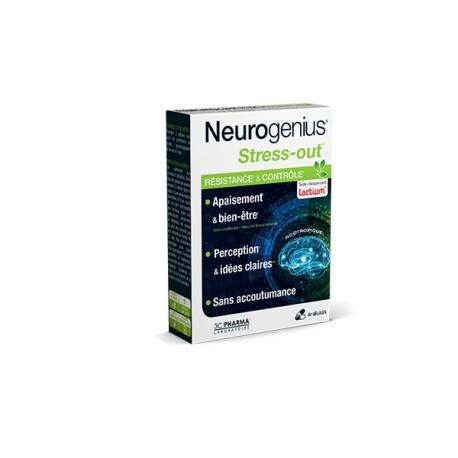 3C Pharma Neurogenius Stress-Out 30 gélules