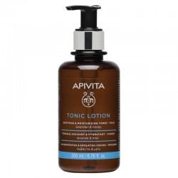 Apivita Tonique Apaisant et Hydratant - Visage 200ml