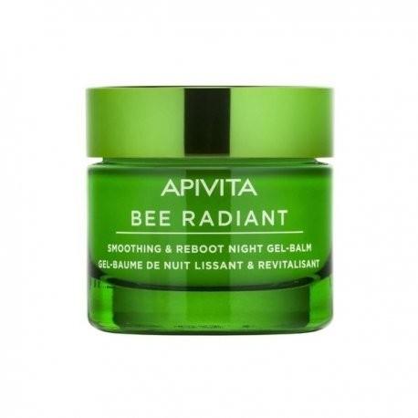 Apivita Bee Radiant Gel-Baume Nuit Lissant et Régénérant