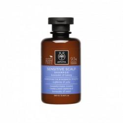 Apivita Shampoing pour Cuir Chevelu Sensible flacon 250ml