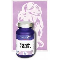 Nature Attitude Cheveux et Ongles 60 gélules