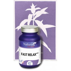 Nature Attitude Fast Relax 30 gélules