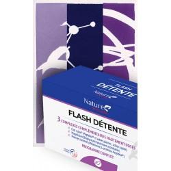 Nature Attitude Flash Détente pack 3 piluliers