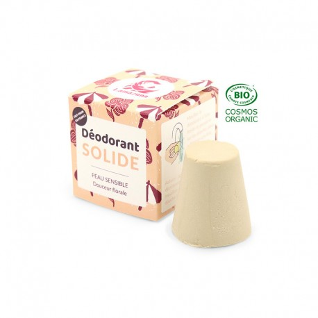 Lamazuna Déodorant Solide Floral 30g