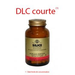 Solgar Silice Océanique 50 gélules végétales