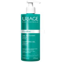 Uriage Hyséac Gel Nettoyant flacon 500mL