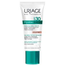 Uriage Hyséac 3-Régul soin global teinté SPF30+ tube 40ml