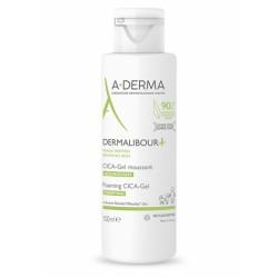 A-Derma Dermalibour + Gel Moussant Assainissant 125 ml