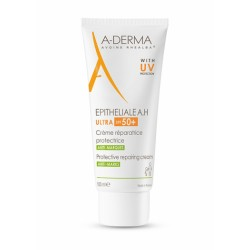 A-Derma Epitheliale A.H Ultra SPF50+ Crème Réparatrice Protectrice 100mL