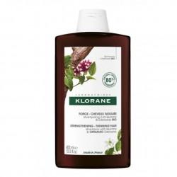 Klorane Shampoing à la Quinine & Edelweiss BIO 400mL