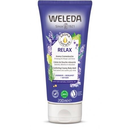 Weleda Aroma Shower RELAX tube 200mL