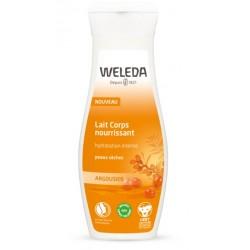 Weleda Lait corps nourrissant à l'Argousier 200 ml