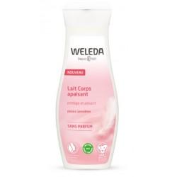 Weleda Lait Corps apaisant Sans parfum Flacon 200mL