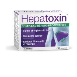3C Pharma Hepatoxin 60 comprimés