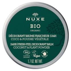 Nuxe Bio Déodorant Baume Fraîcheur 24H 50 gr
