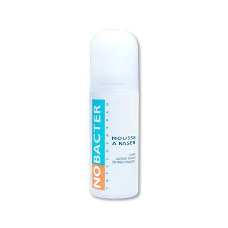 Nobacter Mousse à Raser antibactérienne 150 ml