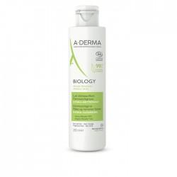 A-Derma Biology Lait Démaquillant dermatologique Bio 200mL
