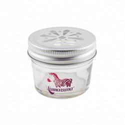 Lamazuna Pot de rangement pour cosmétiques solide