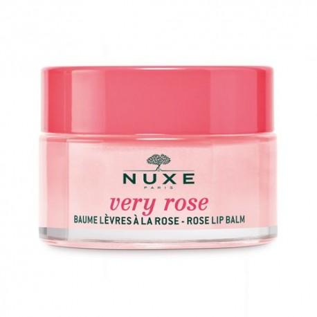 Nuxe Baume hydratant lèvres à la rose, Very Rose 15gr