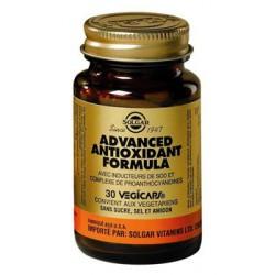 Solgar Advanced Antioxydant Formula 30 gélules végétales