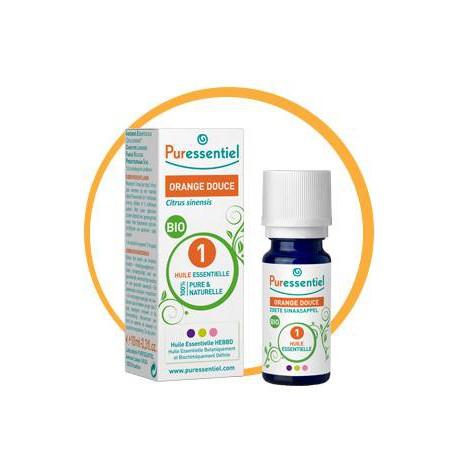 Puressentiel huile essentielle orange douce bio