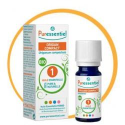 Puressentiel huile essentielle origan compact bio 5 ml