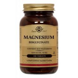 Solgar Magnésium Bisglycinate 100 tablets