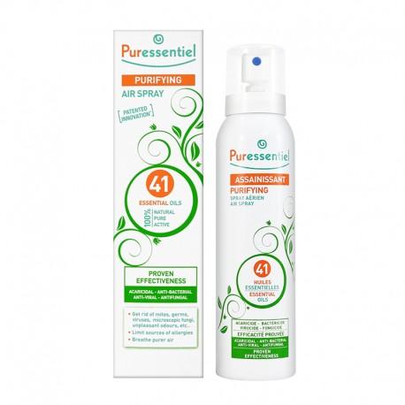 Puressentiel Assainissant Spray aux 41 Huiles essentielles 200ml